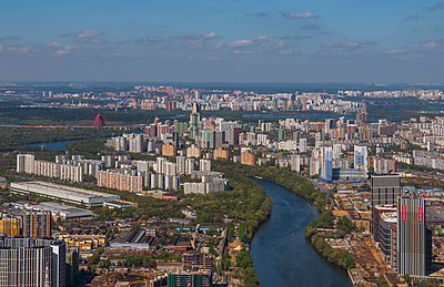 Moscow - p390m2013443 by Frank Herfort