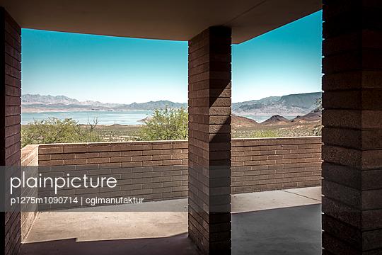 Lake Mead, Nevada, National Recreation Area - p1275m1090714 von cgimanufaktur