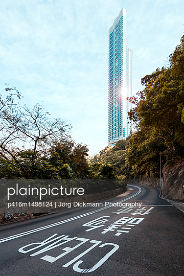 Hongkong - p416m1498124 von Jörg Dickmann Photography