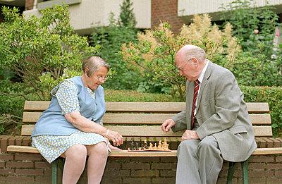 Chessman - p0970187 by K. Krebs