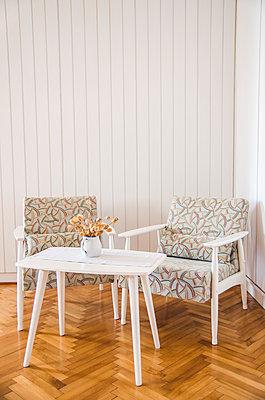 Sunny Sitting Area - p694m1403851 by Eric Schwortz