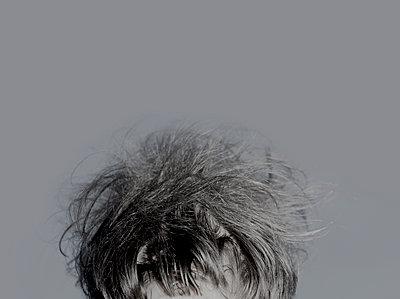 Tousled hair - p1279m1286203 by Ulrike Piringer