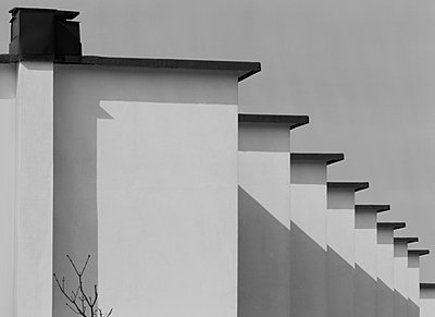 Row houses - p312m764829 by Bruno Ehrs