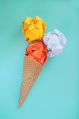 Icecream - p450m2065255 by Hanka Steidle