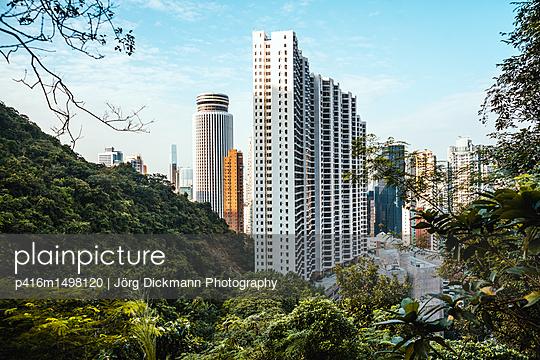 Hongkong - p416m1498120 von Jörg Dickmann Photography