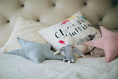 Glückliches Sofa - p1414m1591090 von Dasha Pears