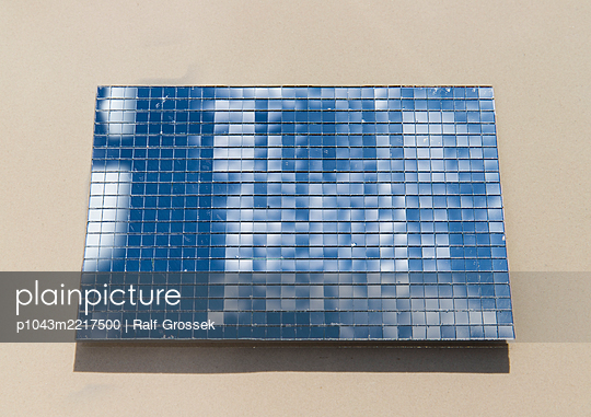 Piece of the sky - p1043m2217500 by Ralf Grossek