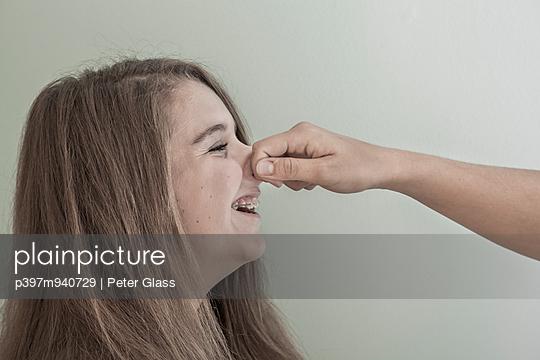 Ärgern - p397m940729 von Peter Glass