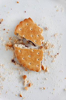 Chocolate cookie - p450m949402 by Hanka Steidle