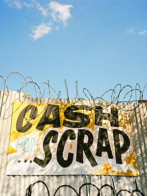 Cash for Scrap - p1431m1497130 by Daniel R. Lopez
