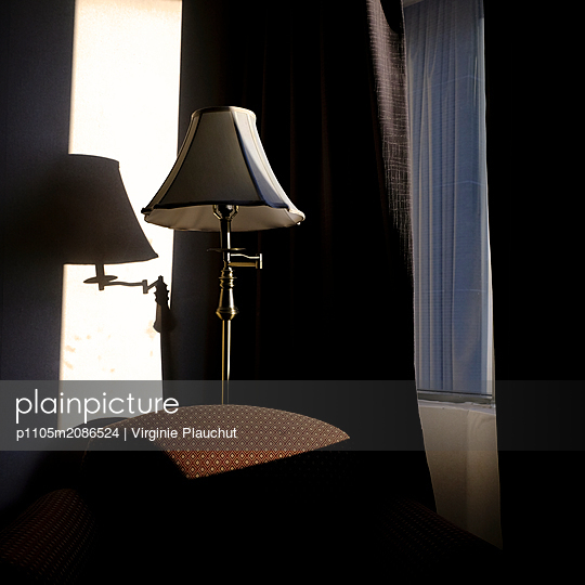 In the room - p1105m2086524 by Virginie Plauchut
