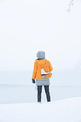Ice skating - p454m2076581 by Lubitz + Dorner