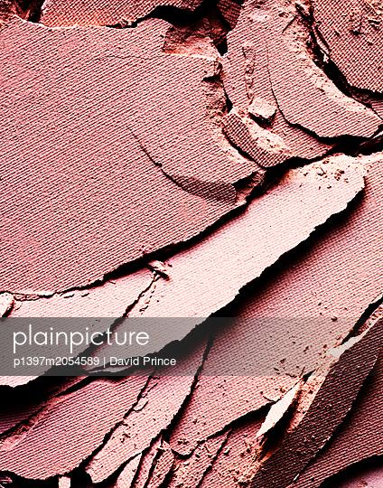 Braunes Make-up - p1397m2054589 von David Prince