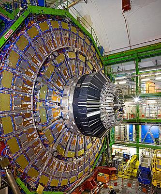 CMS detector at CERN, Geneva - p1558m2133140 by Luca Casonato