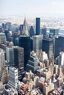 New York Skyline - p978m891311 von Petra Herbert
