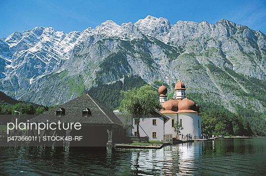Königssee und St. Bartholomä - p4736601f von STOCK4B-RF