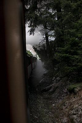 Brockenbahn - p906m1362788 von Wassily Zittel