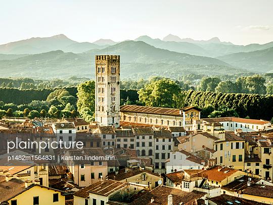 Toskana, Lucca - p1482m1564831 von karsten lindemann