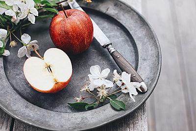 Frische Äpfel - p1006m1441786 von Danel