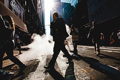 Morning rush Hour - p1290m1111050 by Fabien Courtitarat