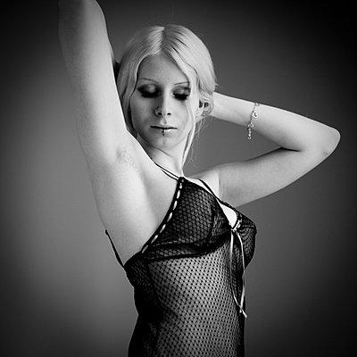 Wearing underwear - p4130396 by Tuomas Marttila