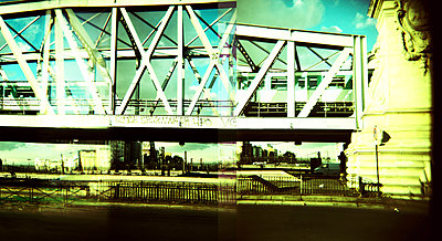 Railway bridge - p911m945221 by Arnaud Tudoret