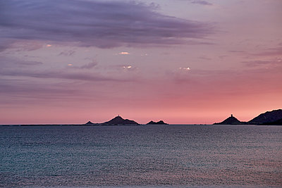 Îles Sanguinaires - p1553m2128727 by matthieu grospiron