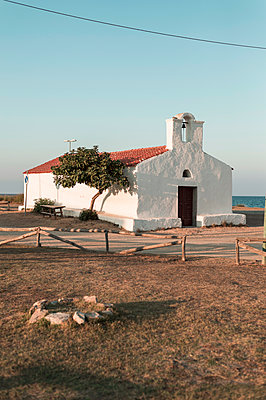 Church in Sardinia - p947m2119425 by Cristopher Civitillo