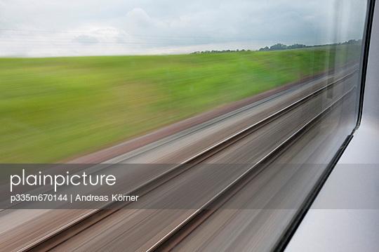 Landscape in motion - p335m670144 by Andreas Körner