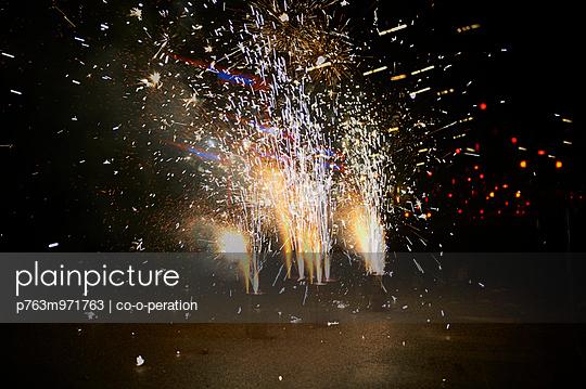 Feuerwerk - p763m971763 von co-o-peration