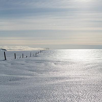 Sea of snow - p1138m1223249 by Stéphanie Foäche