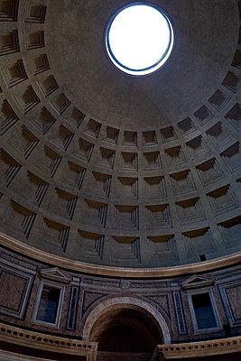 Pantheon Rom - La Rotonda - p1146m2054140 von Stephanie Uhlenbrock