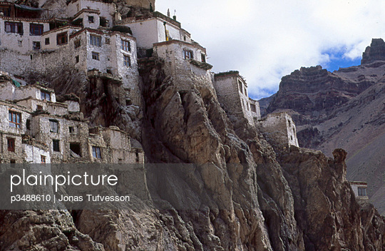 Photography of Pugtal monastery at Zanskar in Ladakh