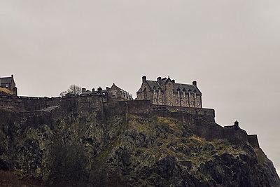 Edinburgh Castle - p1090m2044433 by Gavin Withey