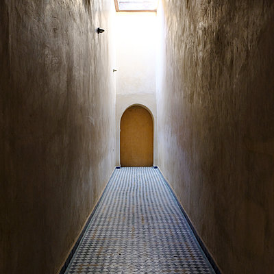 Corridor - p1105m2043838 by Virginie Plauchut
