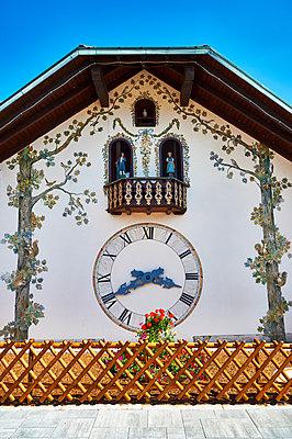 Kuckucksuhren-Haus - p851m1116251 von Lohfink