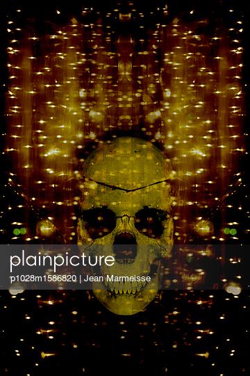 Horror - p1028m1586820 von Jean Marmeisse
