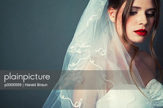 Braut - p3300559 von Harald Braun