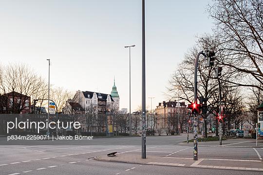 Germany, Hamburg, Neuer Pferdemarkt - p834m2259071 by Jakob Börner