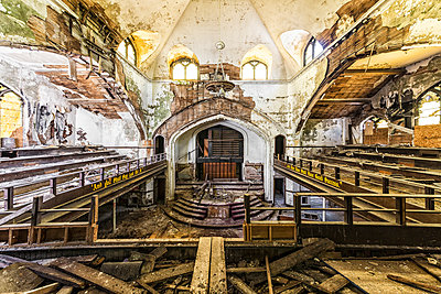 Abandoned church - p1440m1497496 by terence abela