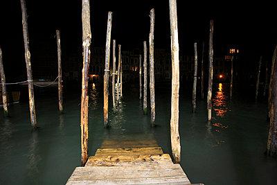 Lagune in Italien - p4450001 von Marie Docher