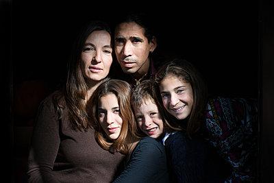 Familienportrait - p1308m1525012 von felice douglas