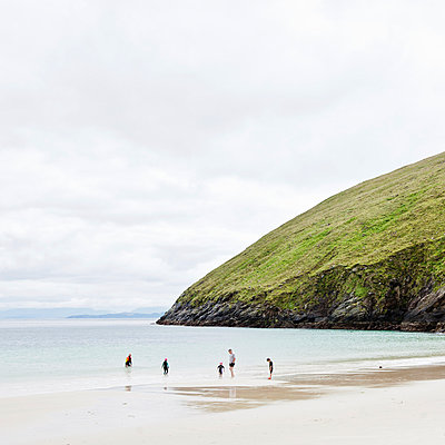 County Mayo, Achill Island, Ireland - p686m931201 by Paul Tait