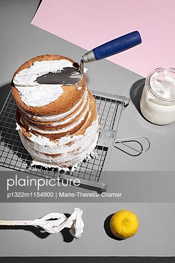Werkstattküche - Torte - p1322m1154900 von Marie-Therese Cramer