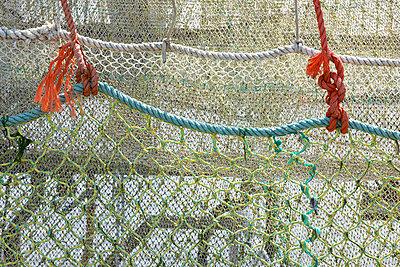 Fischernetze - p4010680 von Frank Baquet