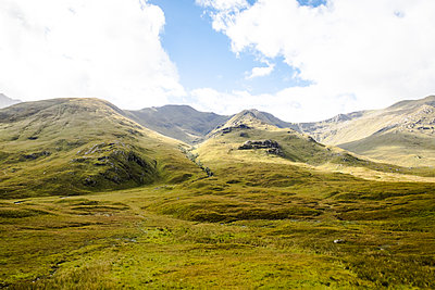 Mountains in the Highlands - p795m1225799 by Janklein