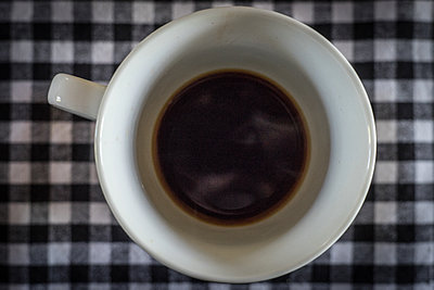Cup of coffee - p1402m1497376 by Jerome Paressant