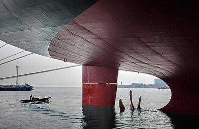 Shipbuilding - p1099m882852 by Sabine Vielmo