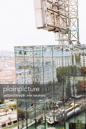 Blick auf Wien - p432m2064428 von mia takahara