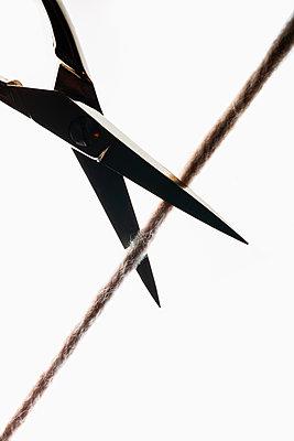 Cut the thread - p1149m2271373 by Yvonne Röder